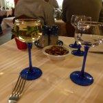 Vin blanc d'Alsace et Bretzels salés en apéritif