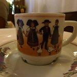 Une belle tasse de café