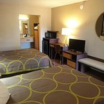 New fully renovated rooms with new furnishings, flat screen tvs, bathrooms, and hardwood floors