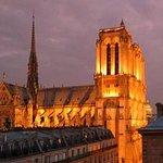 Hospitel-Hotel Dieu Paris Foto