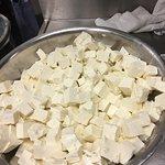 Fresh cheese curd