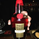 Their own Maker's Mark Private Select