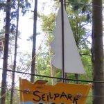 der kreativste Seilpark der Schweiz