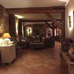 Ein wunderschönes kleines romantisches Hotel. Die Zimmer gemütlich und das Ambiente zum Wohlfühl
