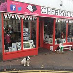Wonderful independent shops in Keswick.