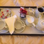 room service 7am yay!