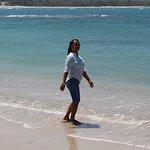 MY GIRL AT THE BEACH