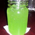 Emerald Blast drink