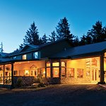 Haida House at Tllaal Photo