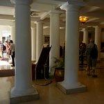 Entrance & reception area