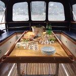 aperitivi a bordo