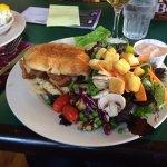 Grilled chicken sandwich special