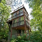 "Dreamcatcher ""Treehouse"" Cabin"