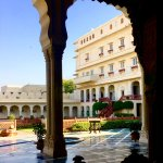Photo de The Raj Palace Grand Heritage Hotel