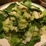 Spinach and Avacado Salad