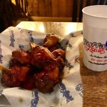 Went in during Red Carpet Days for wings-owner took our order & was great. So were the wings & c