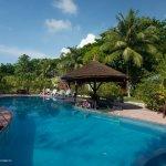 Photo de Borneo Divers Mabul Island Resort