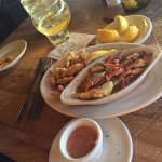 Fried and Broiled Crab Claws
