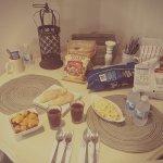 Breakfast In Cottage