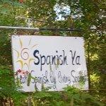 Spanish Ya sign