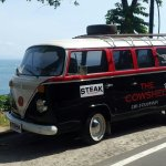 The Cowshed VW Combi, free pickup from your hotel