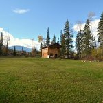 Huge and private (1 acre) plot.  Share the garden with no one!