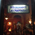 Las Mamparas