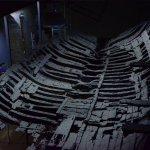 2,300 year old shipwreck hull