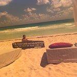 Photo de Om Tulum Hotel Cabanas and Beach Club