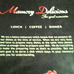 Photo of Mamory Delicious For Good Memories