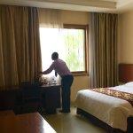 Room at Villa 2.