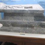 博物館の石棺
