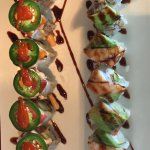 Spicy Rhonda roll, Tiger roll