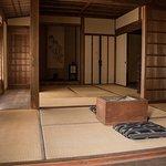hibachi inside of a house, kuniyasunosato, yoshida, uwajima, ehime, shikoku, japan