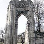 Love the ruins!
