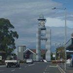 Clock tower in Ulverstone