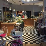 Photo of Cafe Latte Art