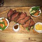 Chateaubriand to share ! Absolutely the best we have ever eaten!