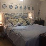 The 'Blue & White' Room