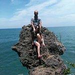 Balangan beach,one of the best beach near by jimbaran cliff bali