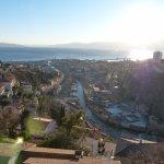 outlook from Trsat castle