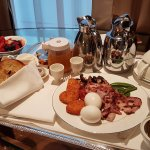 Super Breakfast in the room :)