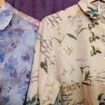 Lots of lovely patterned vintage shirts