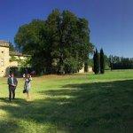 Vaste Parc de 8 hectares de Château Beaupré Deleuze