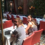 The Waverly Inn lunch