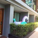 Foto de Nice Residence Hotel Huahin