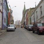 calle de Valparaiso
