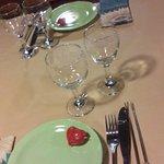 mesa para dos!!!