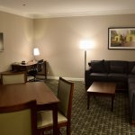 Renovated king suite