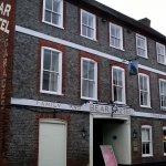 The Bear Hotel - frontage.